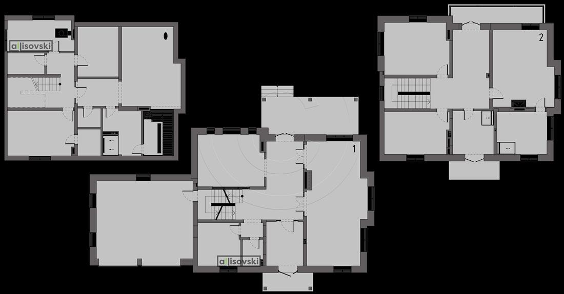 Монтажный план дома монтаж чертеж