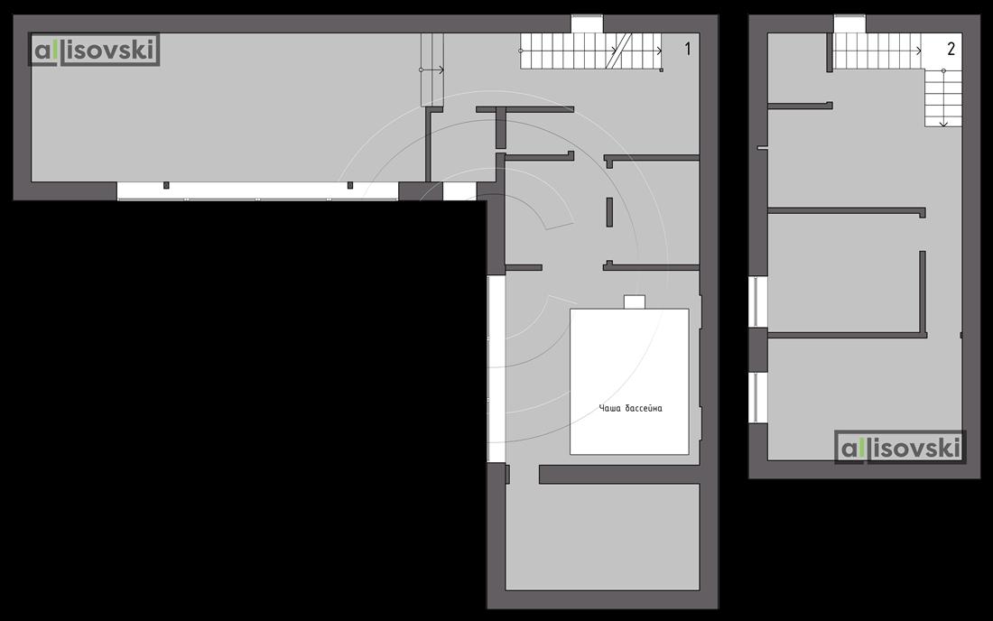 Демонтажный план дома чертеж демонтаж
