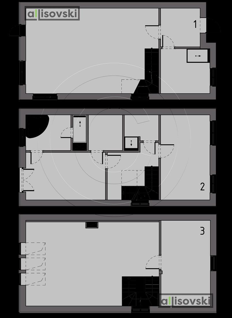 Монтажные планы Коттеджный поселок Вудлэнд Таун
