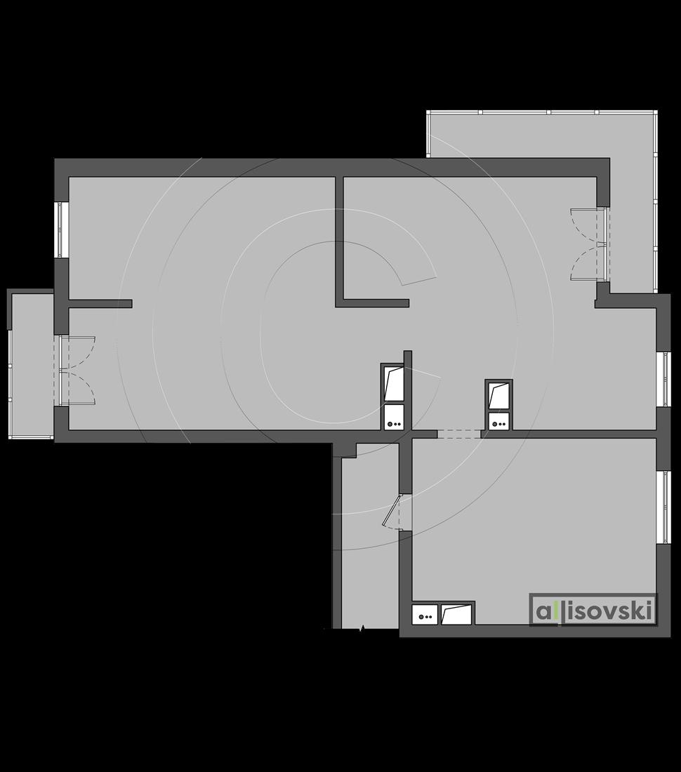 Планировка Скай Форт