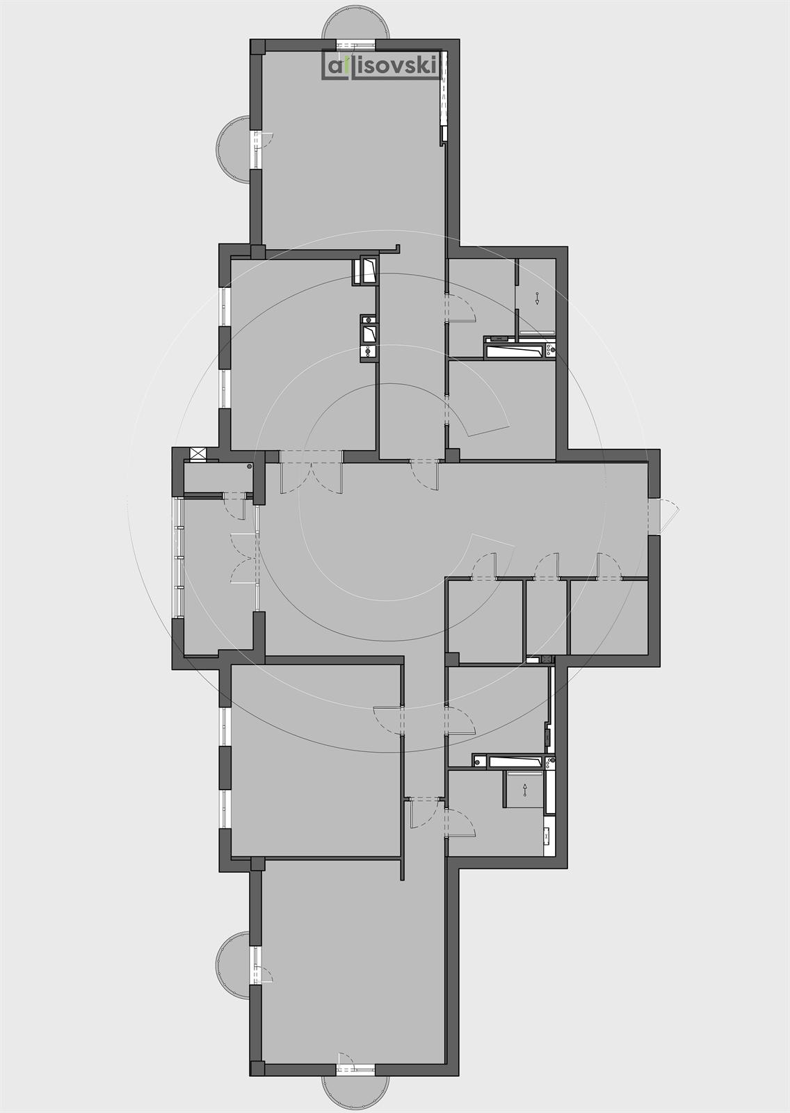 План квартиры Казахстан