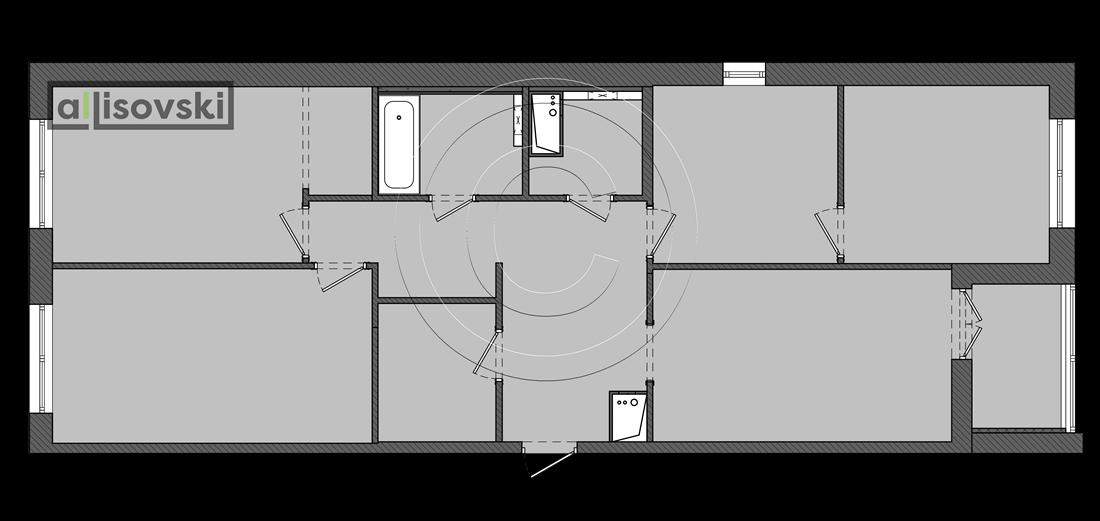 Перепланировка квартиры Санкт-Петербург