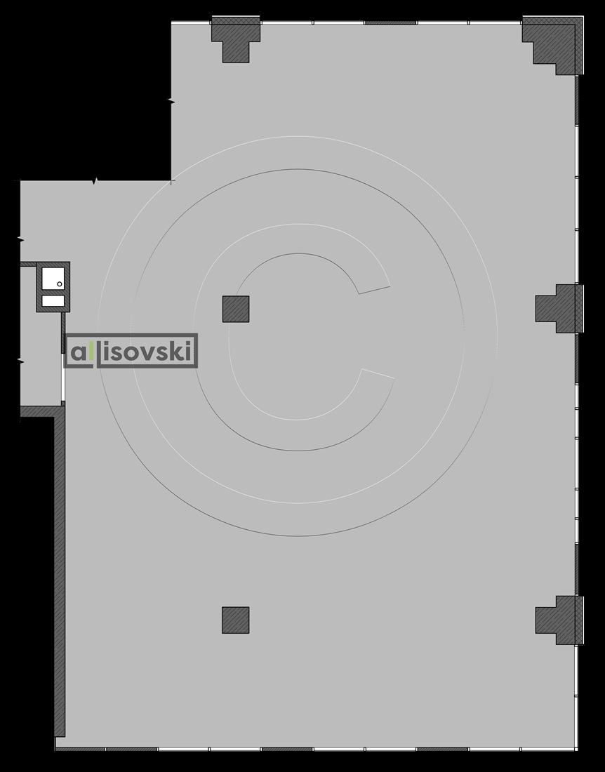Планировка офиса чертежи