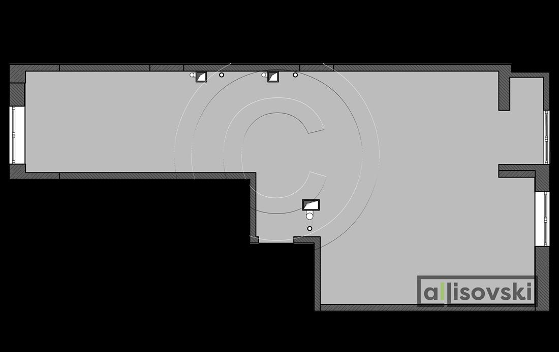 План квартиры проект
