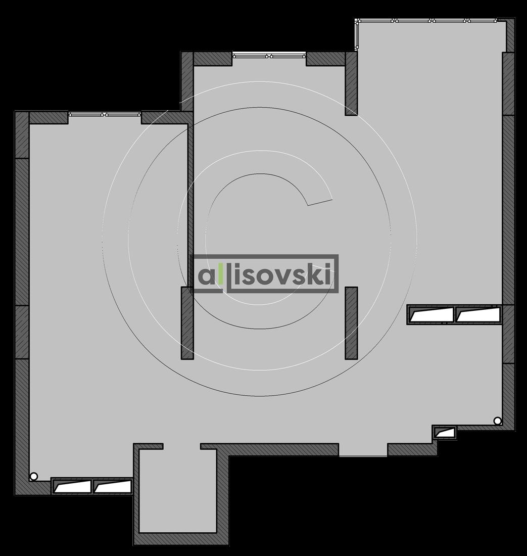 План квартиры под заказ